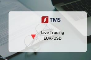 Live Trading: EUR/USD